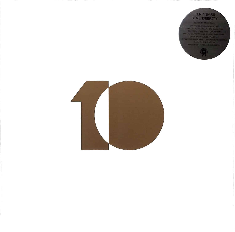 Various Artists - TEN YEARS SERENDEEPITY PART 3