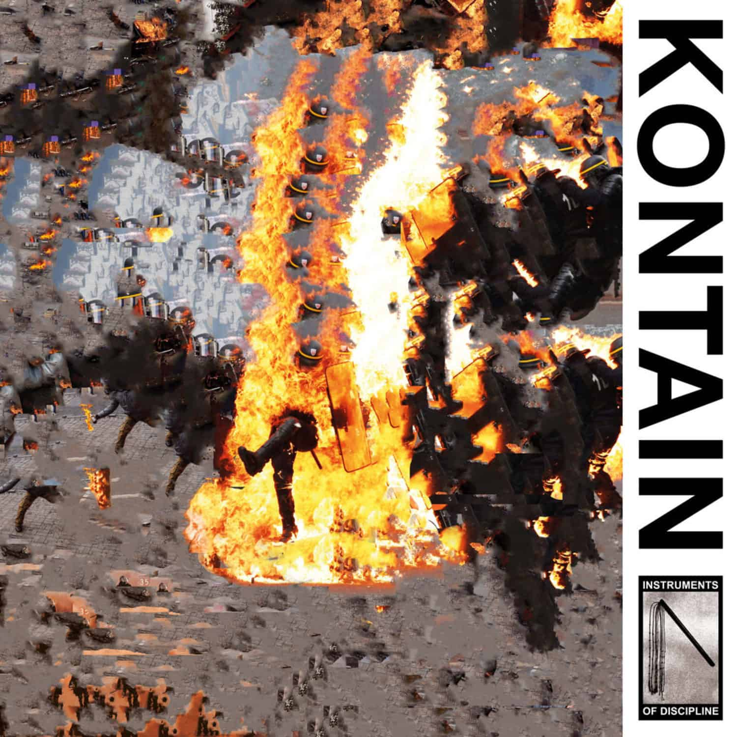 Kontain - YOUR JOB IS TO MAKE ART