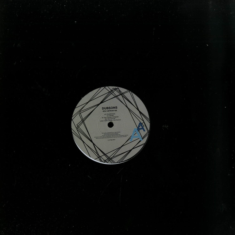 Dubsons - ETA CARINA EP