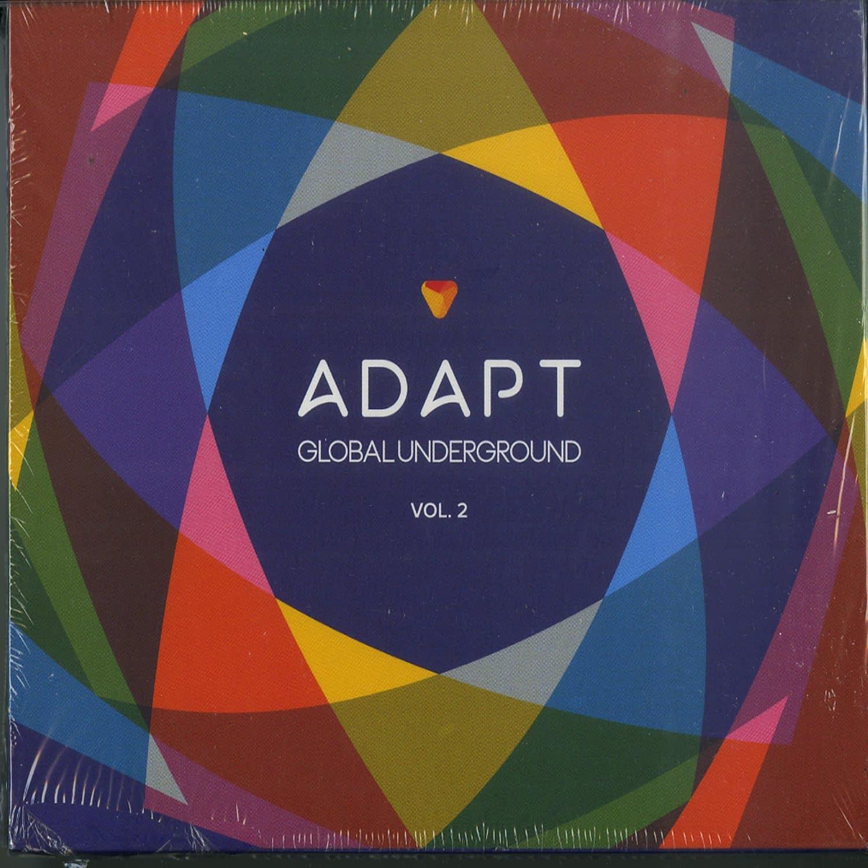 Various - GLOBAL UNDERGROUND:ADAPT #2