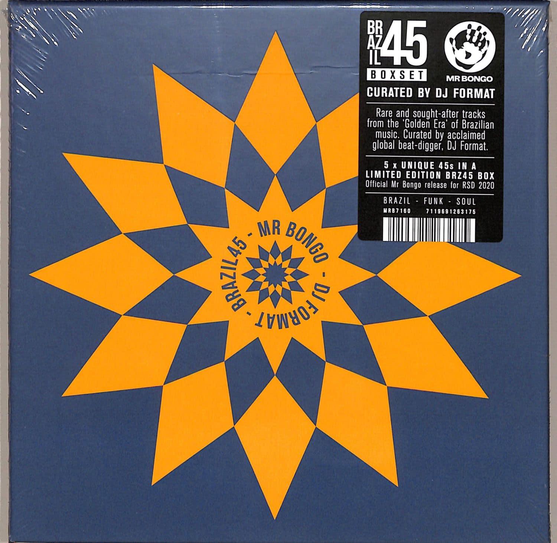 Various Artists - BRAZIL 45