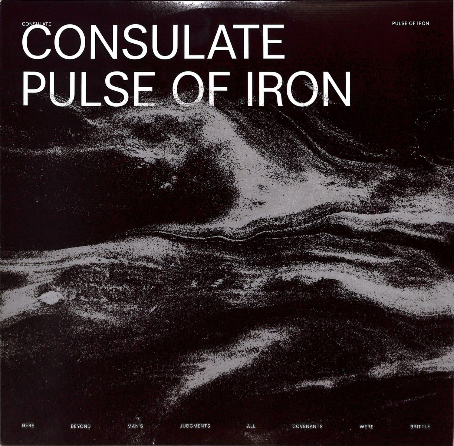 Consulate - THE PULSE OF IRON