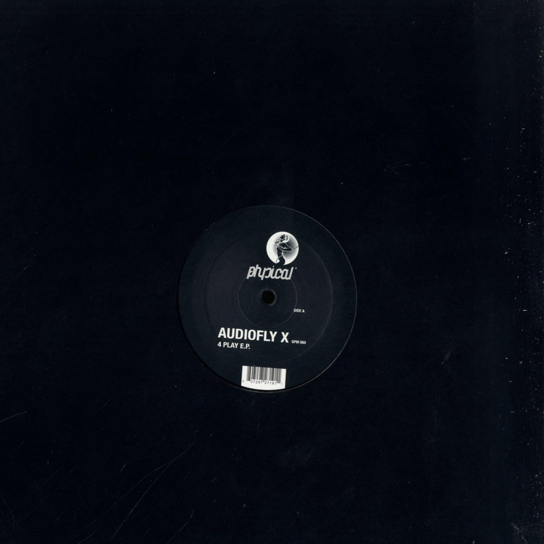 Audiofly X - 4 PLAY EP