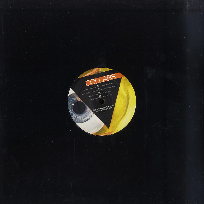 Collabs with Jay Haze - BY RICARDO, SNEAK, REBOOT, BRETT JOHNSON