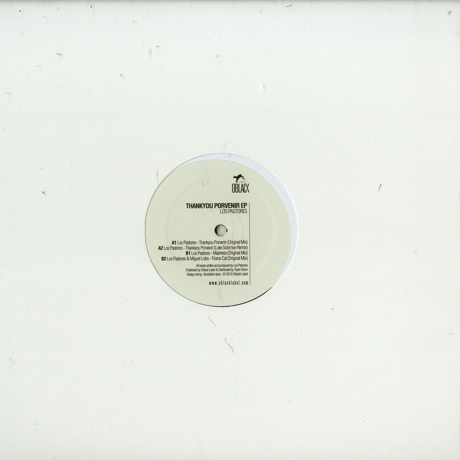 Various Artists - OBLACK PACK INCL. # 006 / 007 / 008