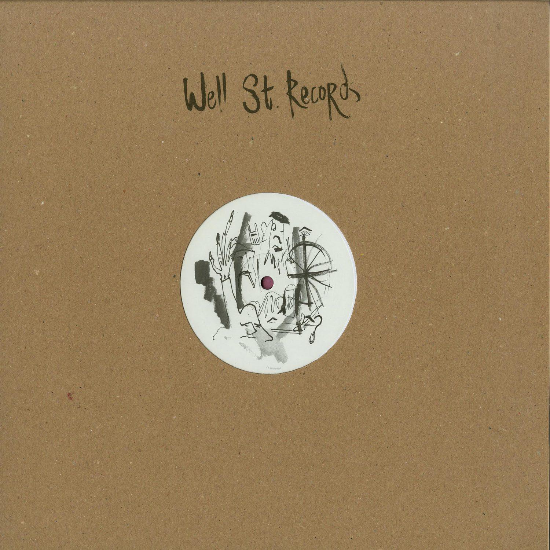 Glas RM / Speak7 / Loop LF / Unknown Artist - VARIOUS EP