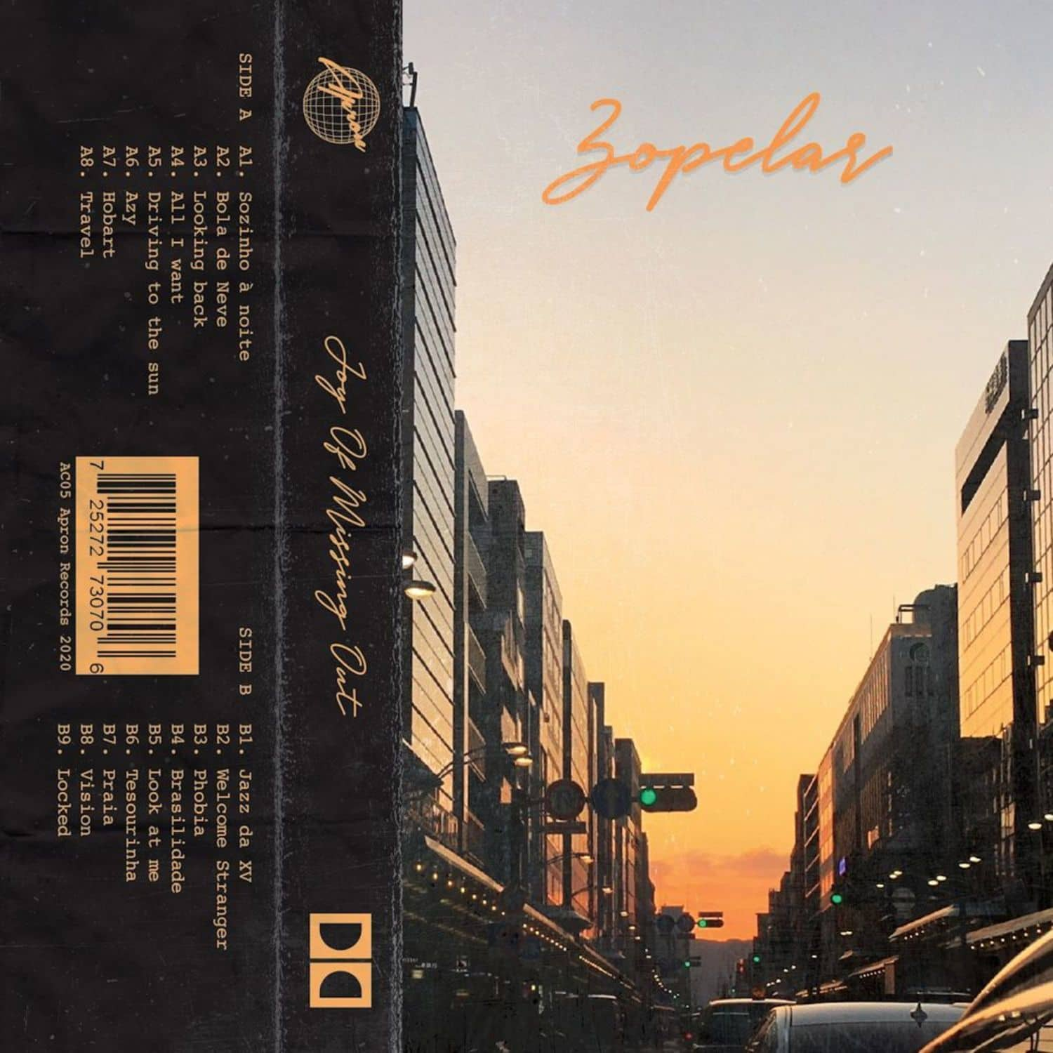 Zopelar - JOY OF MISSING OUT