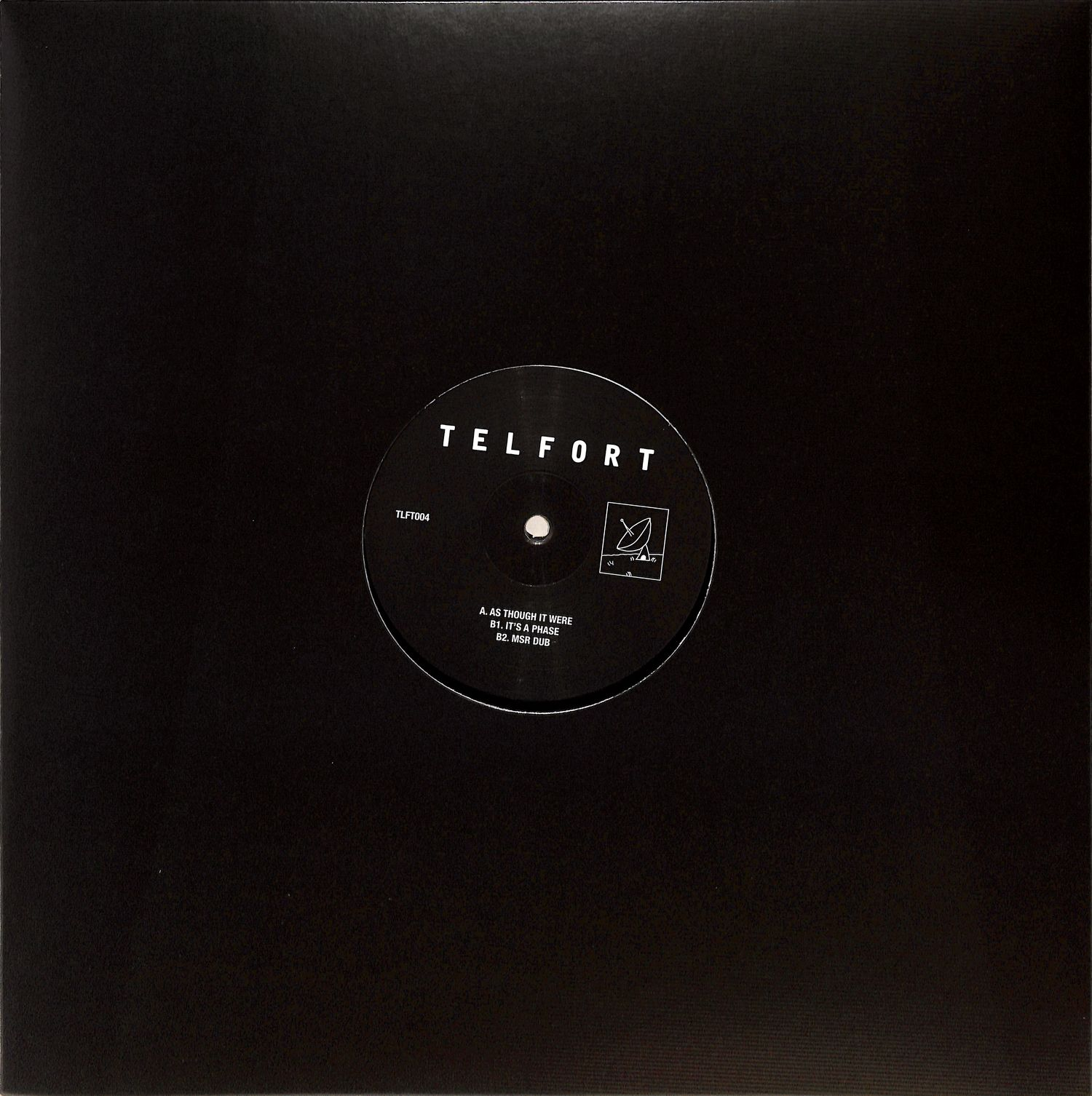 Telfort - AS THOUGH IT WERE