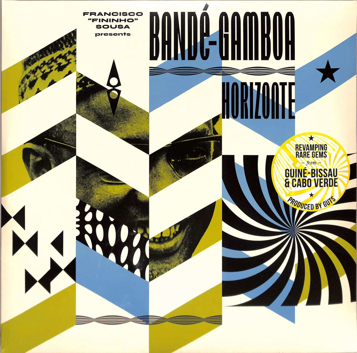 Bande Gamboa - REVAMPING RARE GEMS FROM CABO VERDE AND GUINE-BISSAU