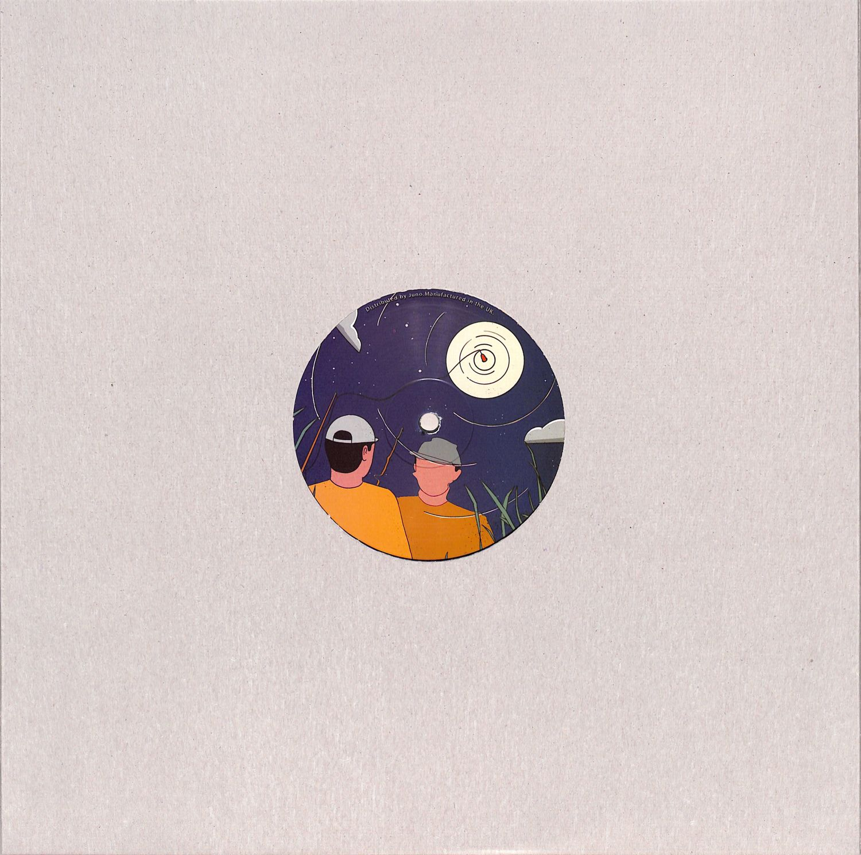 Sable Blanc / Kx9000 / Berzingue / Mario Arici / Meowsn / Maoree / Martem / Forgotten Disco Star - DOBRO 004