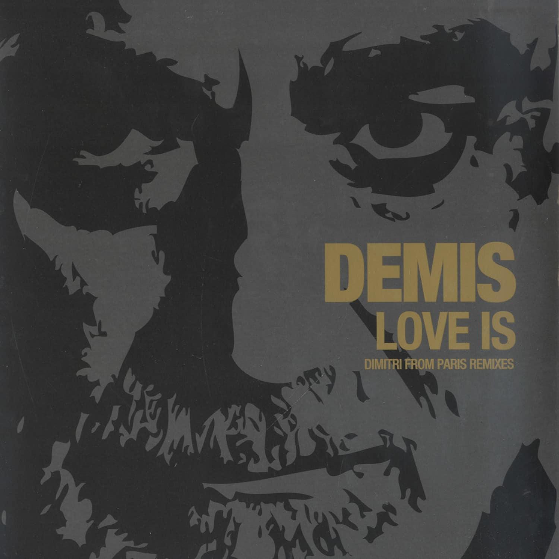 Demis Roussos - LOVE IS