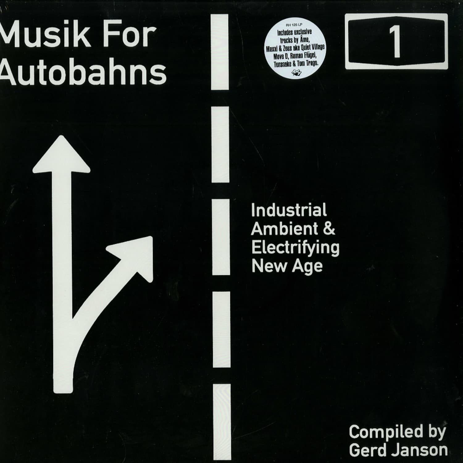 Gerd Janson Presents - MUSIK FOR AUTOBAHNS