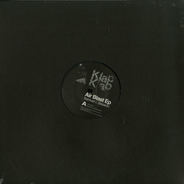 Samuel L Session - AIR BLAST EP