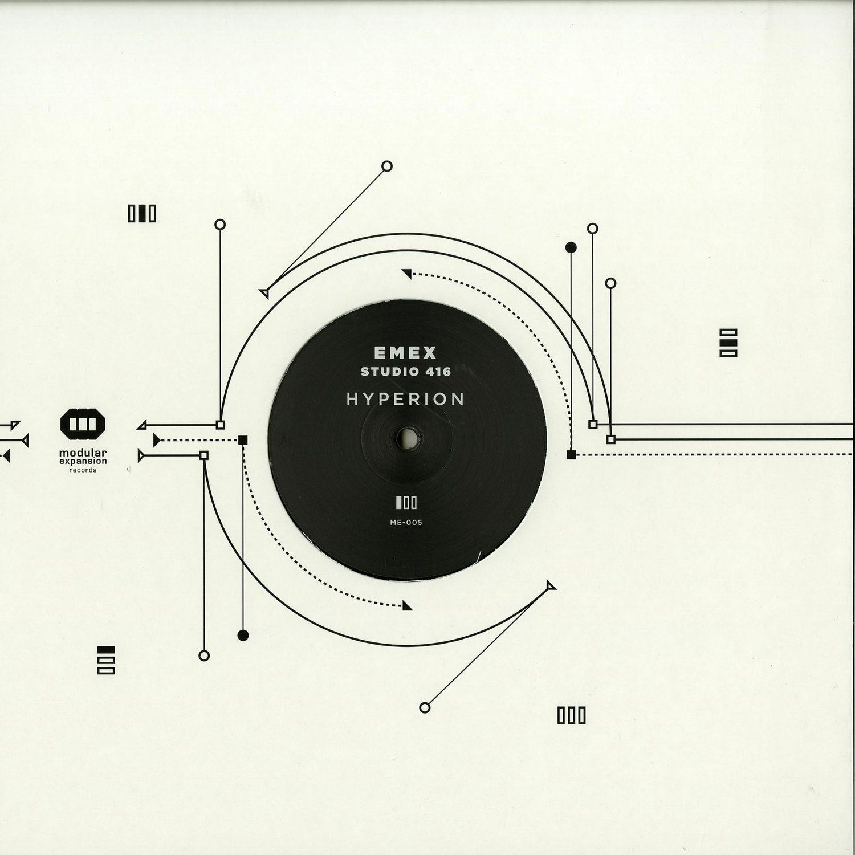 EMEX & Studio 416 - HYPERION
