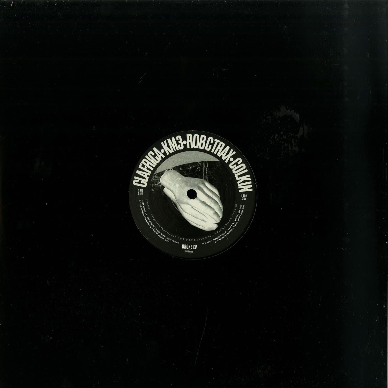 Various Artists - BROKE EP