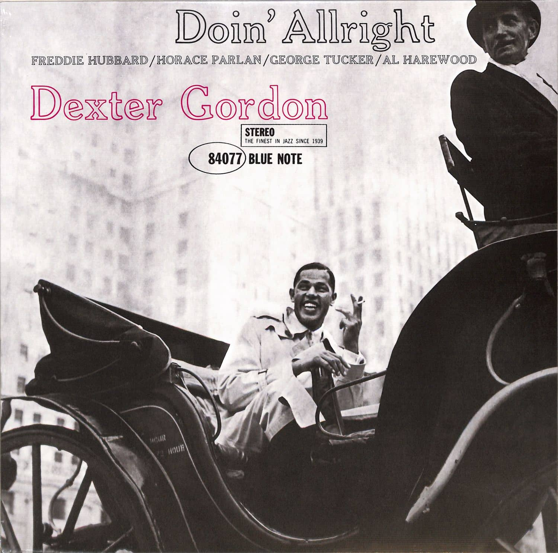 Dexter Gordon - DOIN ALLRIGHT