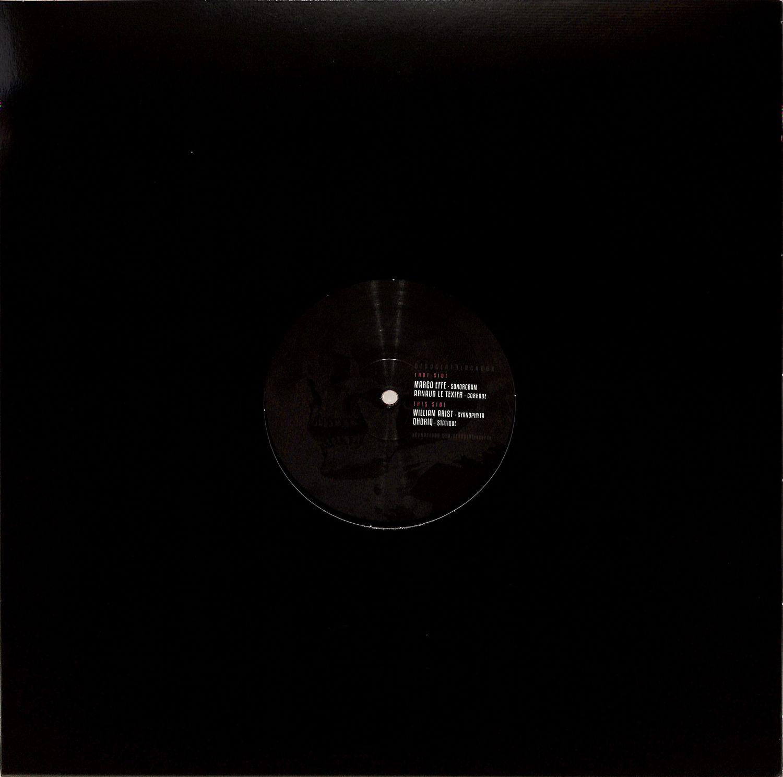 V/A - DEAD CERT. BLACK 002