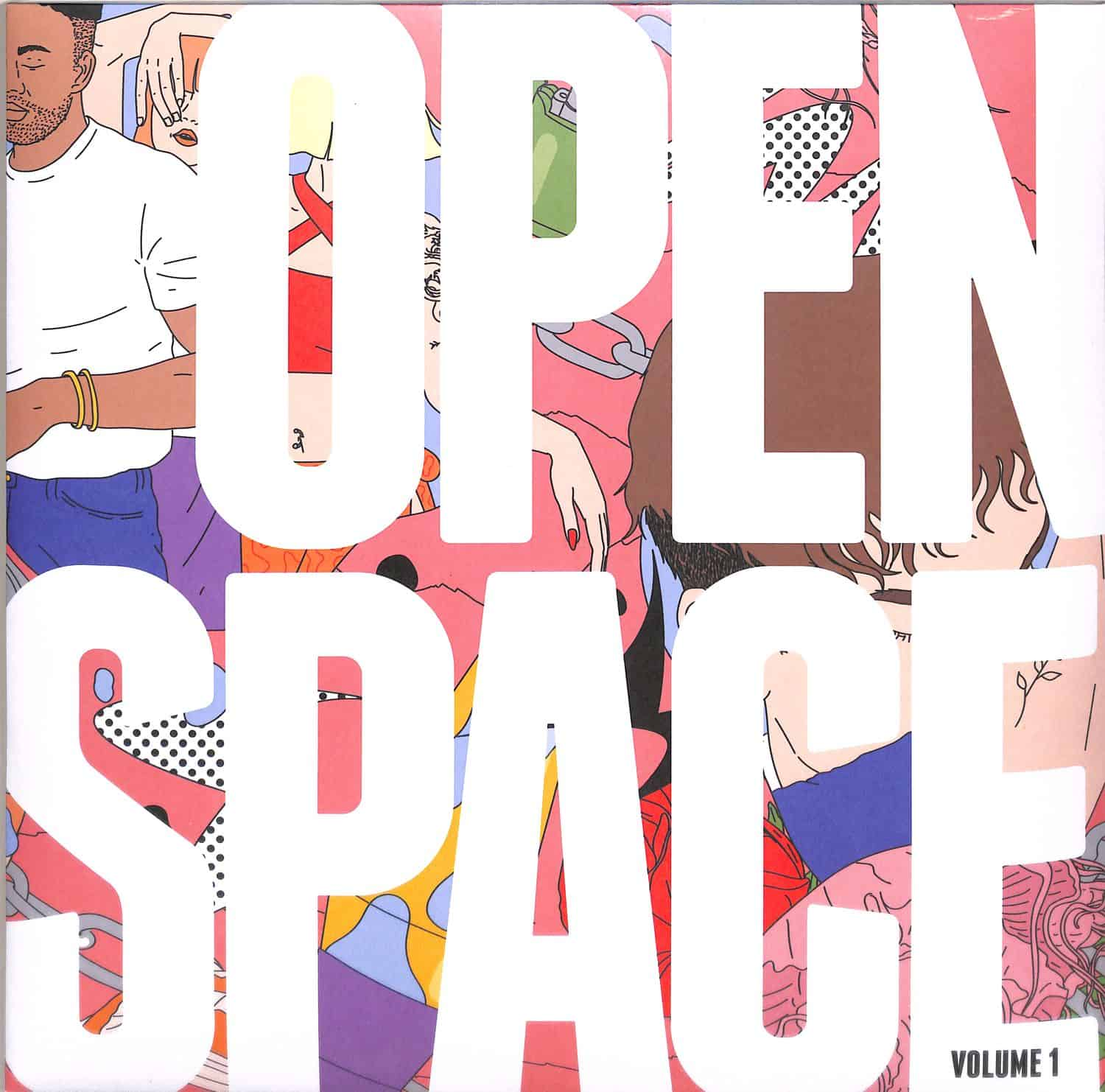 Various Artists - OPEN SPACE VOLUME 1