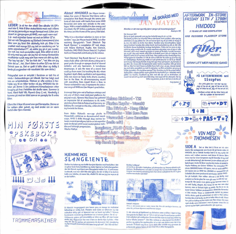 Various Artists - HMD003