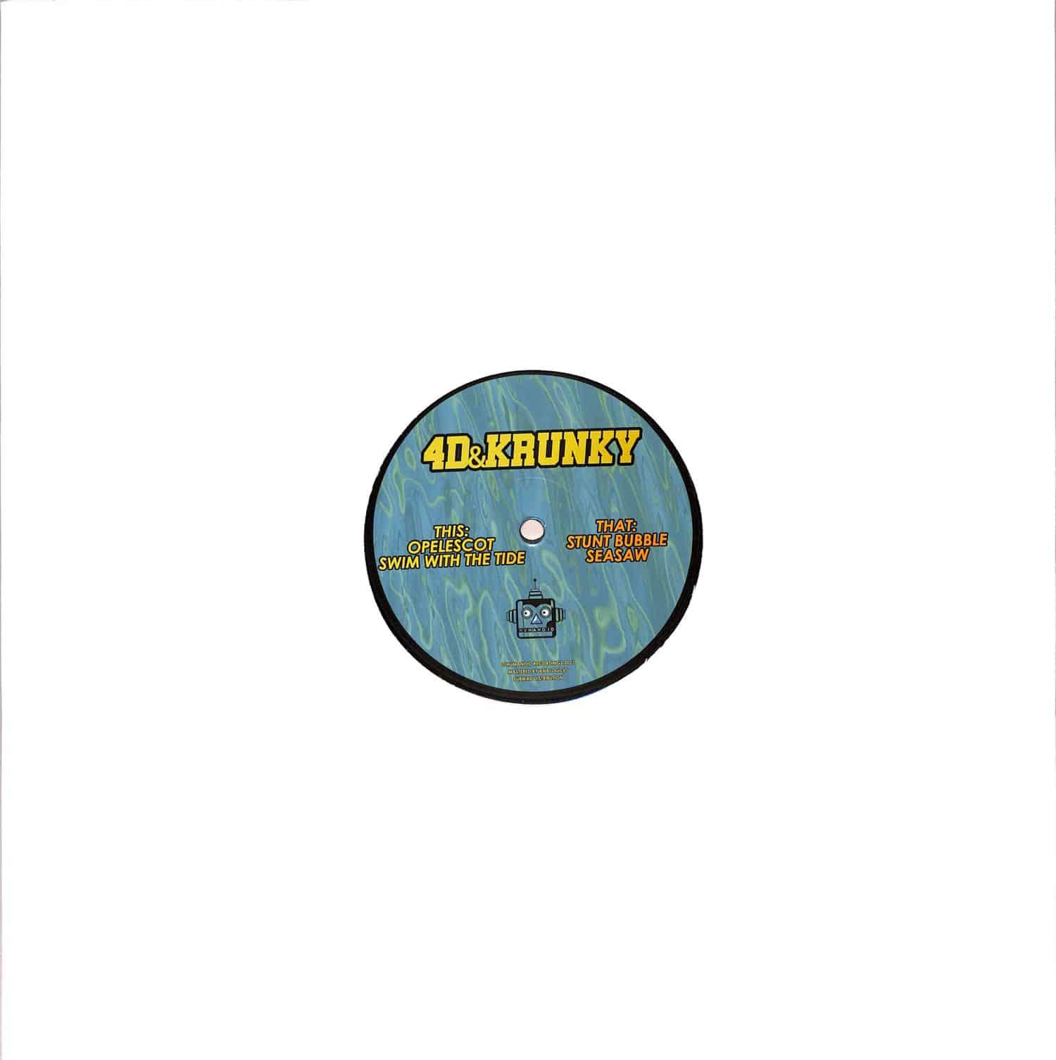 4D & Krunky - HMND001