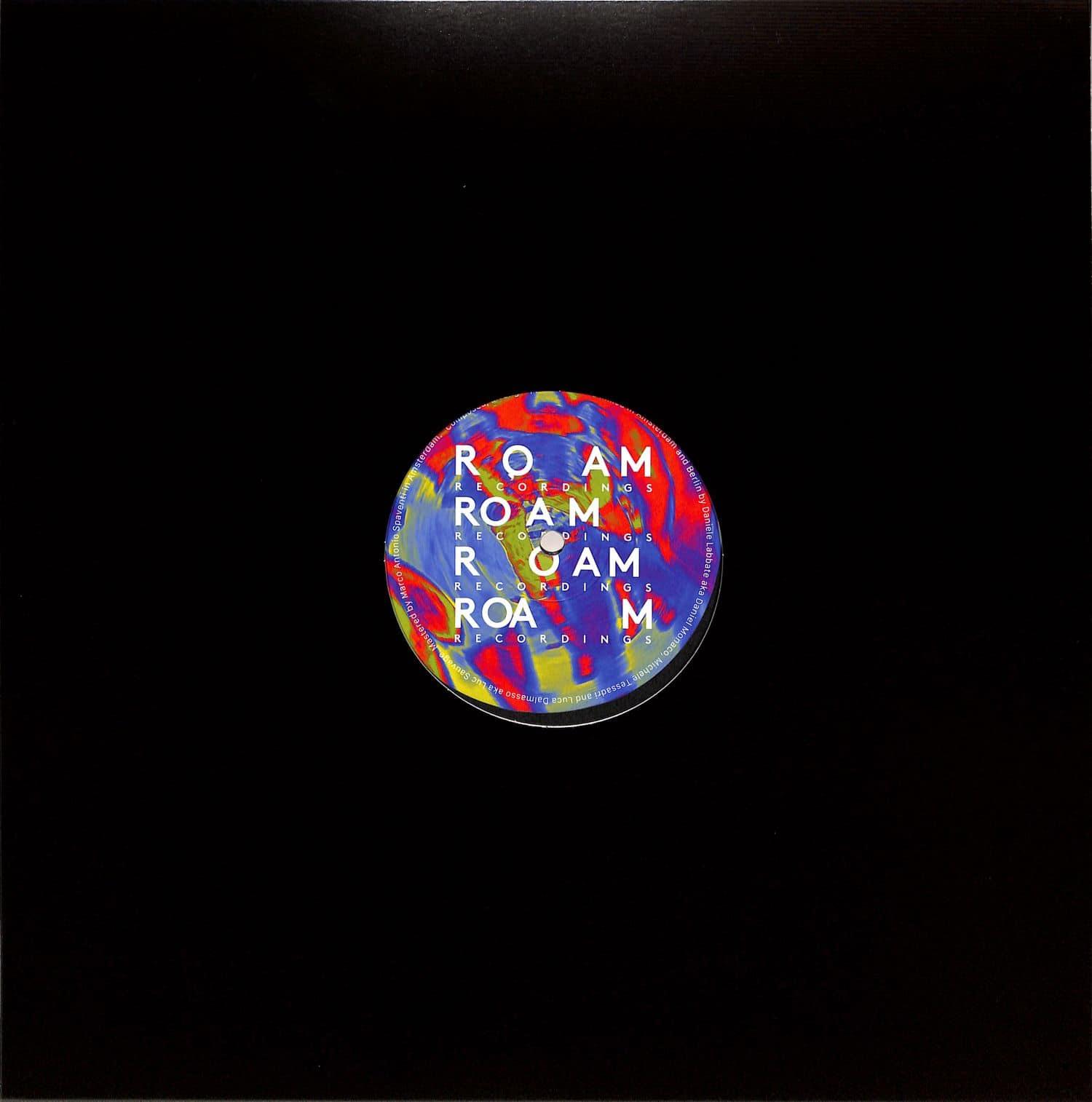Daniel Monaco & Sauvage World - PANINARI ON ACID EP