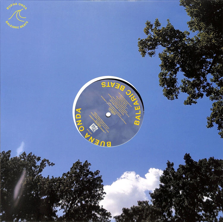 Various Artists - BUENA ONDA - BALEARIC BEATS 2021