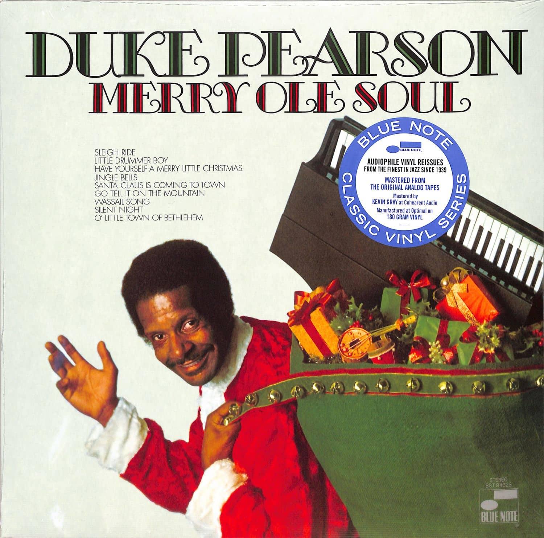 Duke Pearson - MERRY OLE SOUL