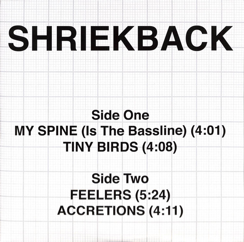 Shriekback - MY SPINE IS THE BASS LINE