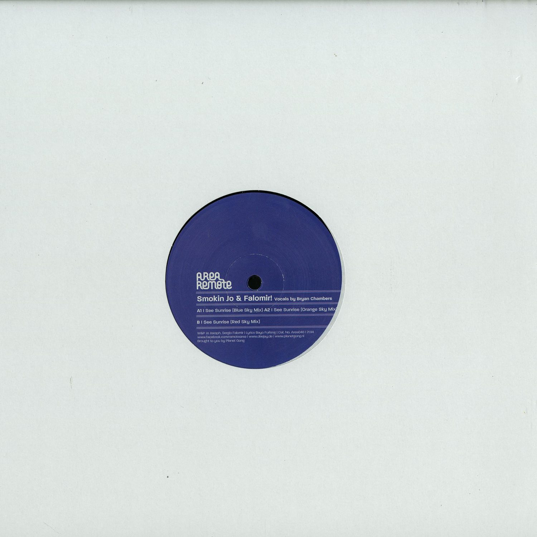 Smokin Jo & Falomir - I SEE SUNRISE VOCALS BY BRYAN CHAMBERS