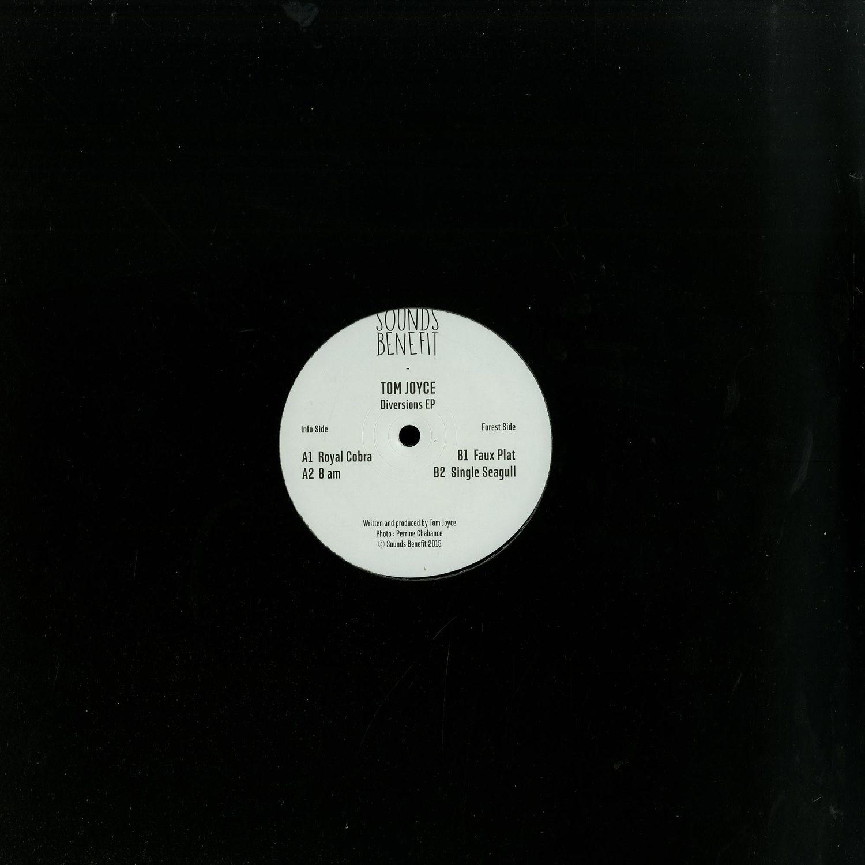 Tom Joyce - DIVERSIONS EP