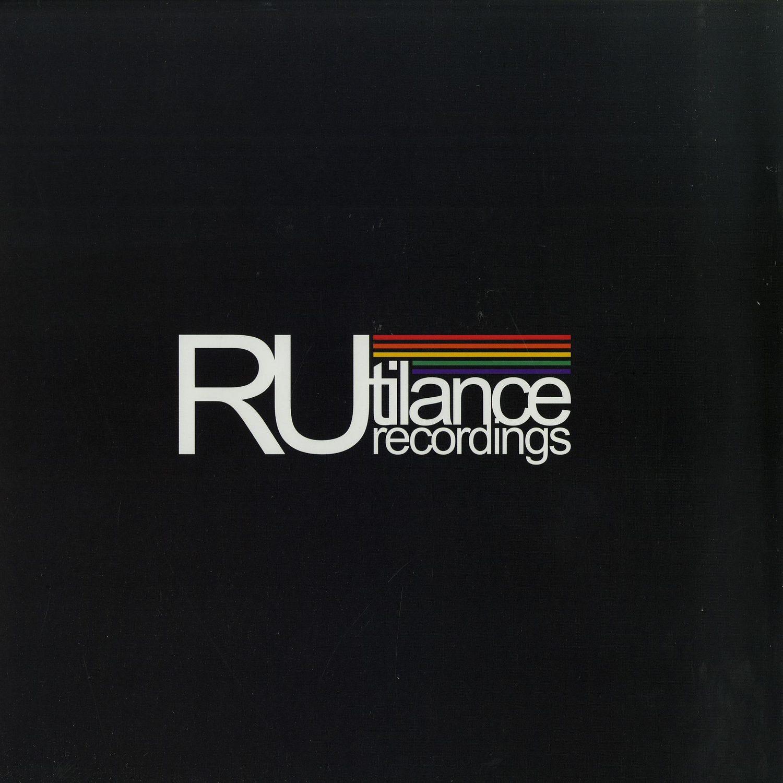 Dj Steaw, Gunnter, Marotti - RUTILANCE EP