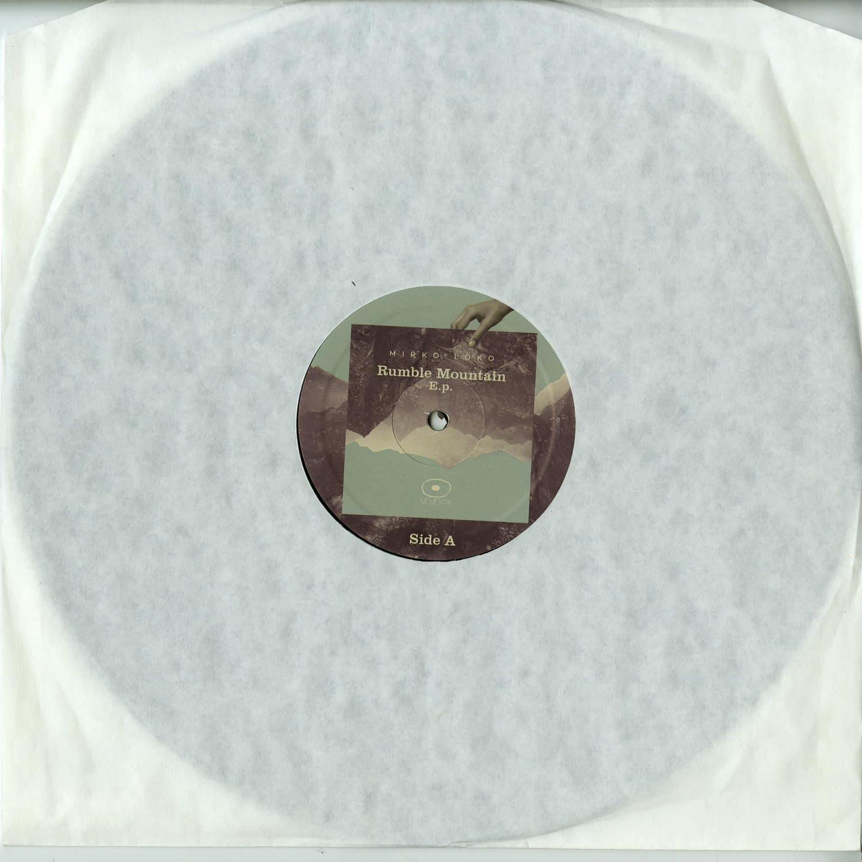 Mirko Loko - RUMBLE MOUNTAIN EP