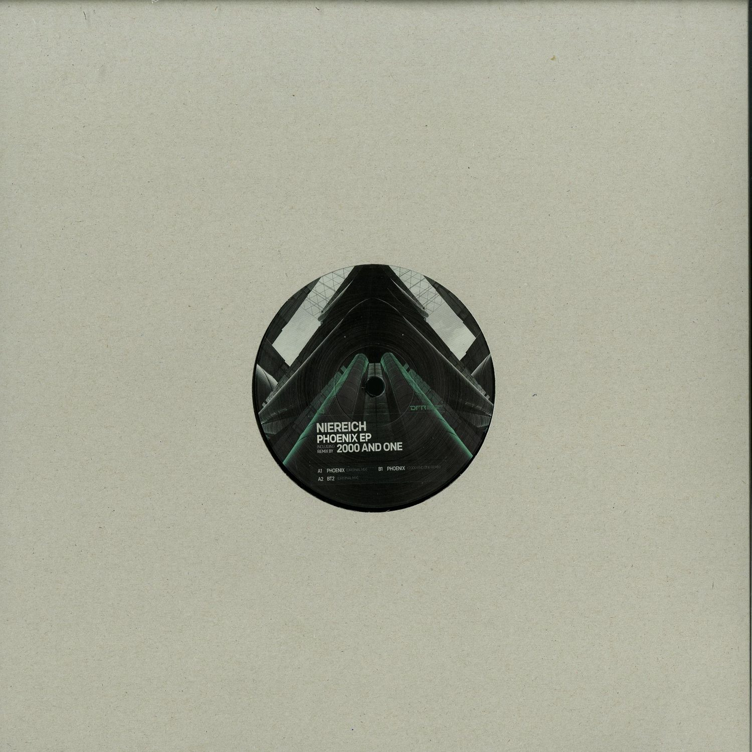 Niereich / 2000 And One - PHOENIX EP