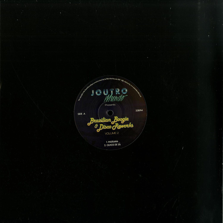 Joutro Mundo - BRAZILIAN BOOGIE & DISCO VOLUME 2