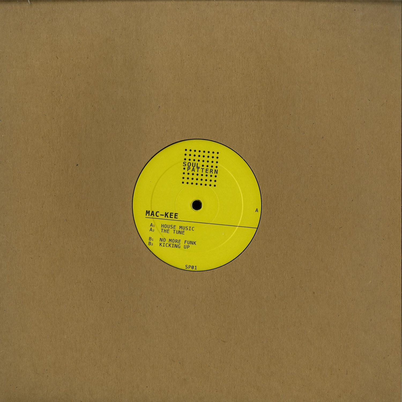 Mac-Kee - NO MORE FUNK EP