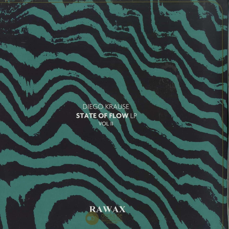 Diego Krause - STATE OF FLOW LP