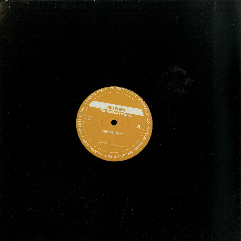 Rulefinn - THE FEDORA FILES EP
