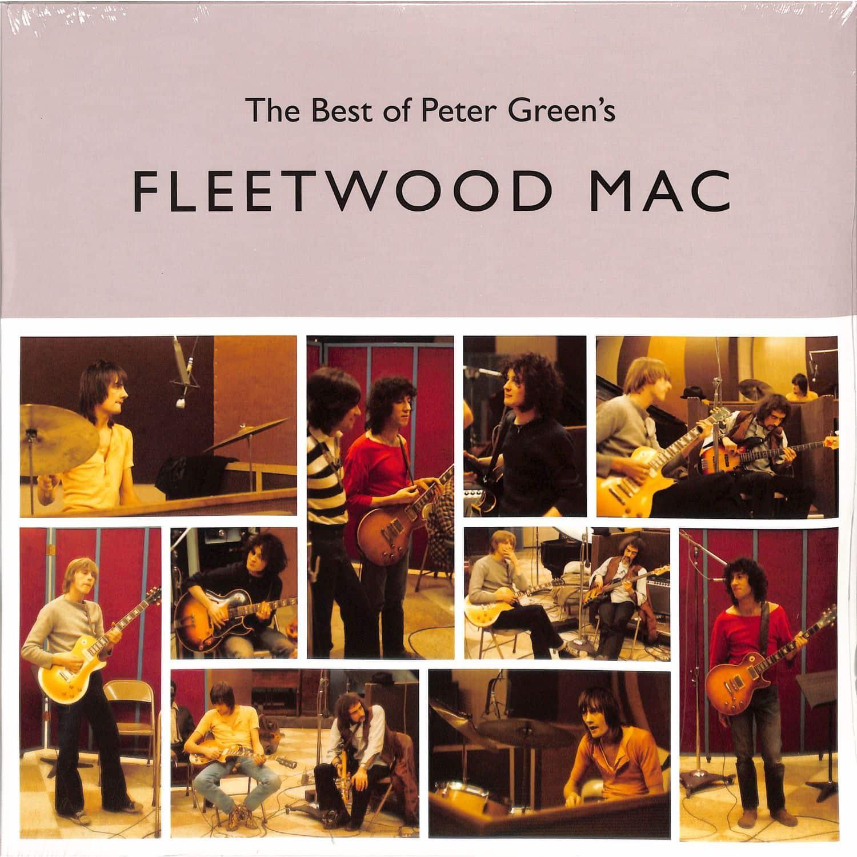 Fleetwood Mac - THE BEST OF PETER GREENS FLEETWOOD MAC