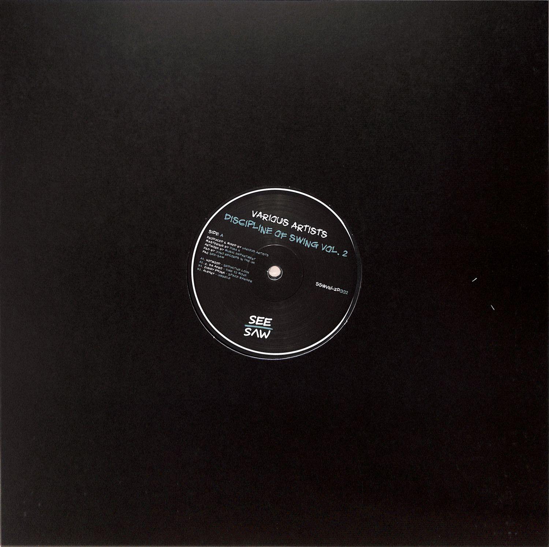 Hotmood / C Da Afro / Ziggy Phunk / Alexny - DISCIPLINE OF SWING VOL 2