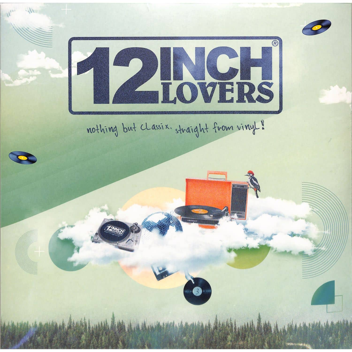 Various Artists - 12 INCH LOVERS 3