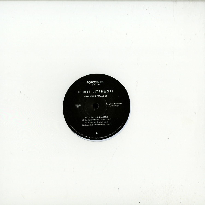 Eliott Litrowski - CONFUSION TOTALE EP