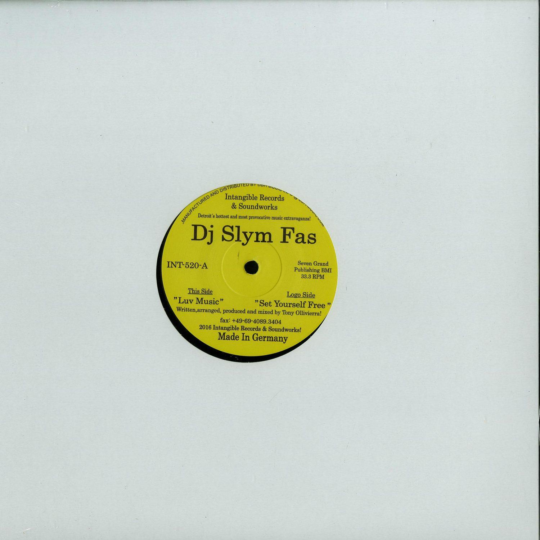 DJ Slym Fas - LUV MUSIC