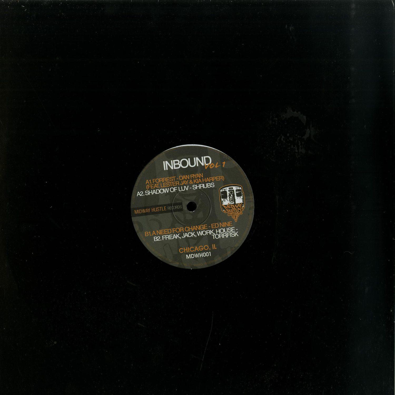 Ed Nine & Torrfisk - INBOUND VOLUME 1