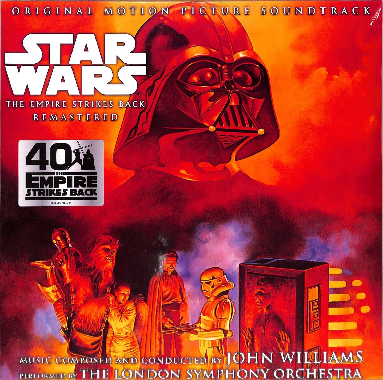 John Williams - STAR WARS: THE EMPIRE STRIKES BACK O.S.T.