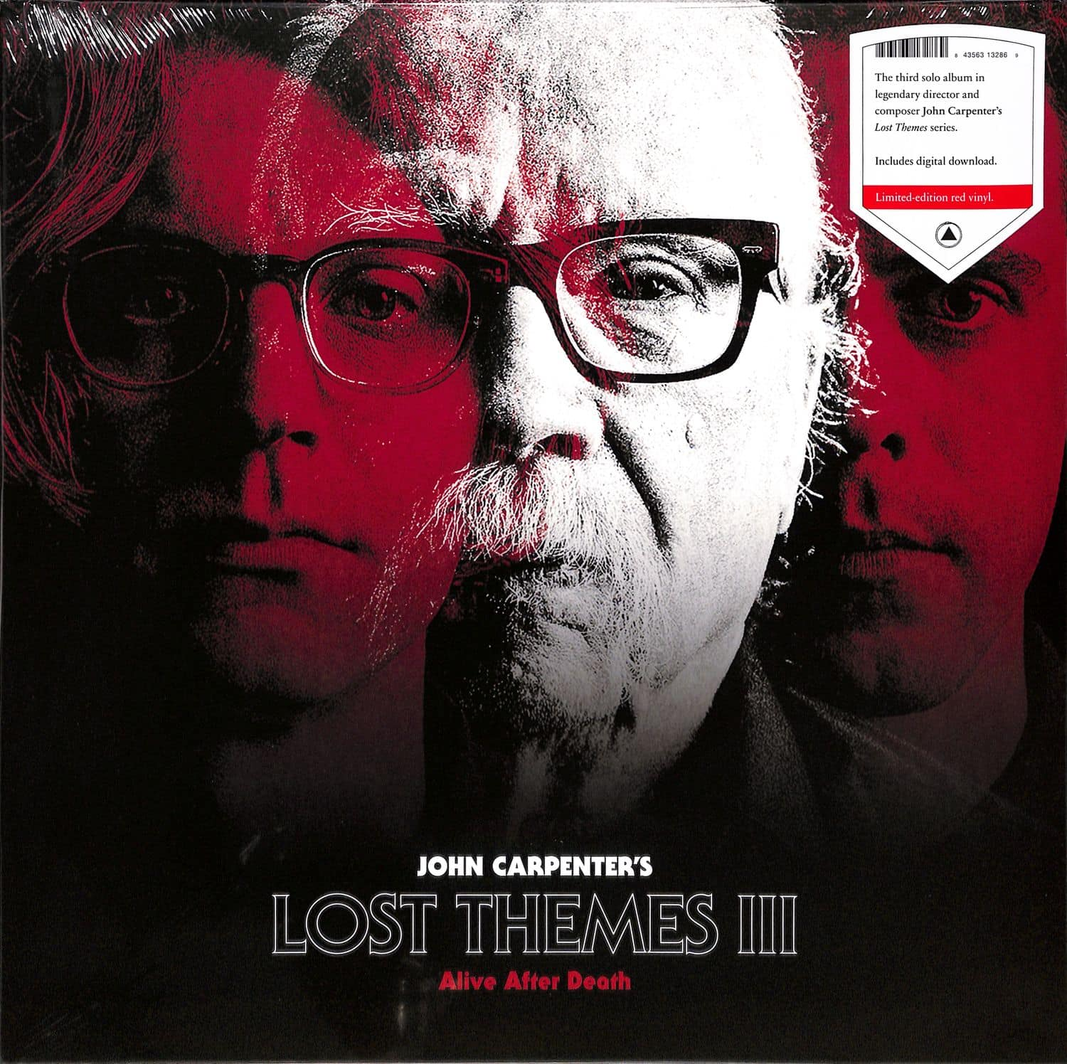 John Carpenter - LOST THEMES III - ALIVE AFTER DEATH