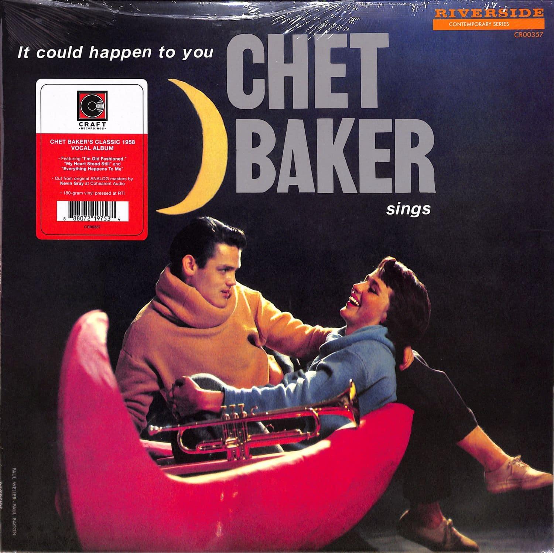 Chet Baker - CHET BAKER SINGS: IT COULD HAPPEN TO YOU
