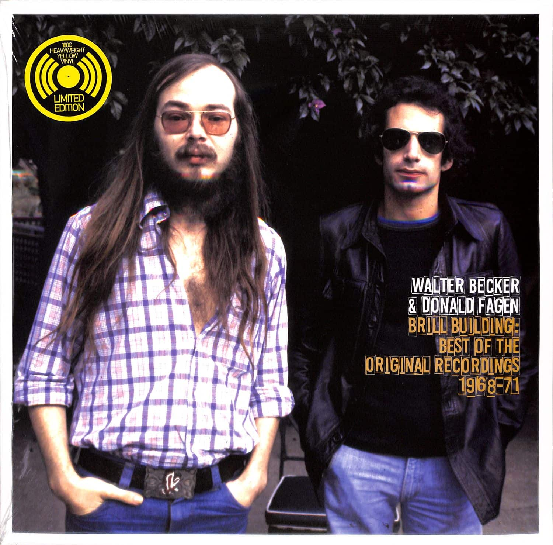 Walter Becker & Donald Fagen - BRILL BUILDING: BEST OF THE ORIGINAL RECORDINGS 1968-71
