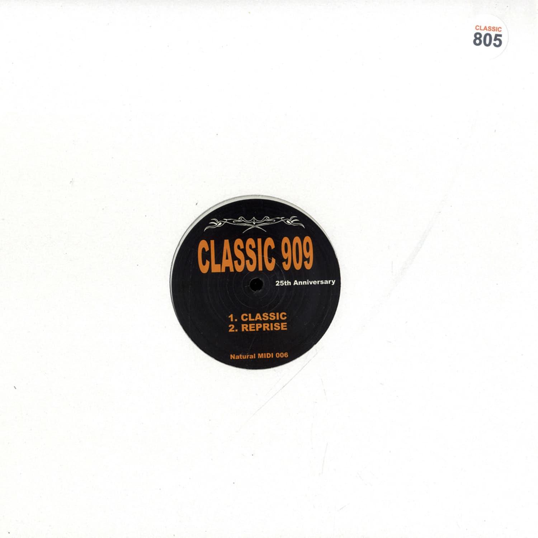 Scott Grooves - Classic 909