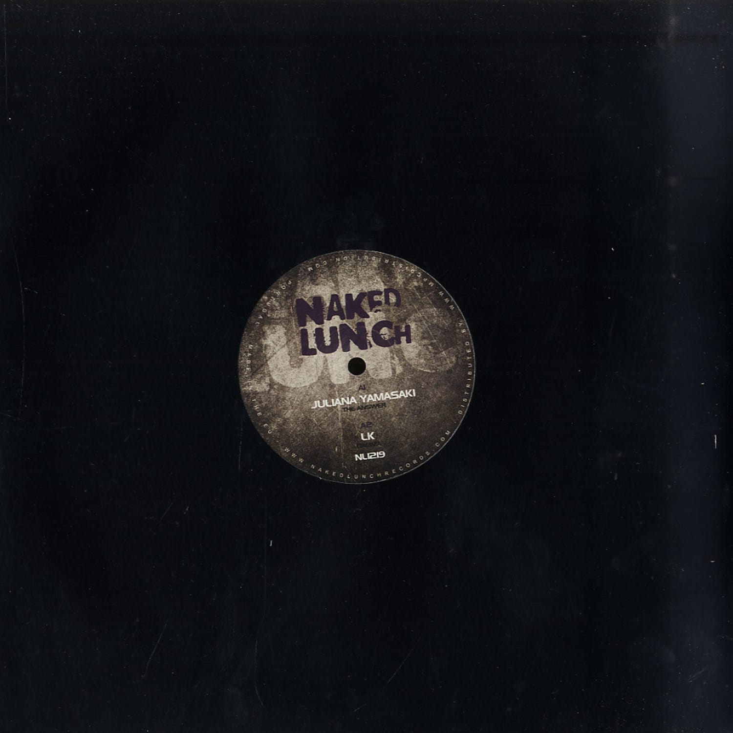 Various Artists - NAKED LUNCH 19