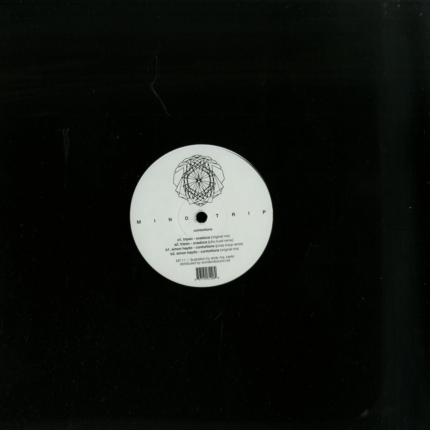 Various Artists - CONTORTIONS